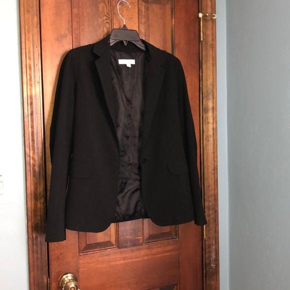 1aff176d9 New York & Company Jackets & Coats | New York Company Soft Black ...